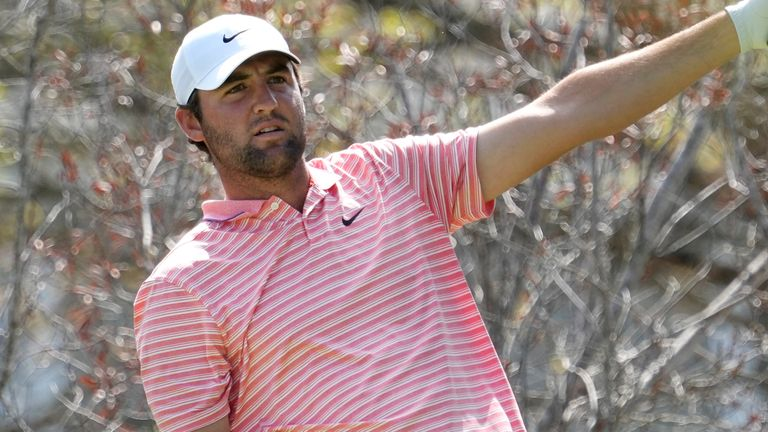 Scottie Scheffler showed his match play qualities in the WGC-Dell Technologies Match Play earlier this year