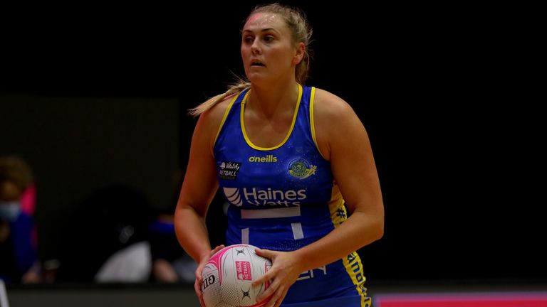 Kim Borger's partnership with Sophie Drakeford-Lewis has been key to Bath's perfect start (Image: Ben Lumley)