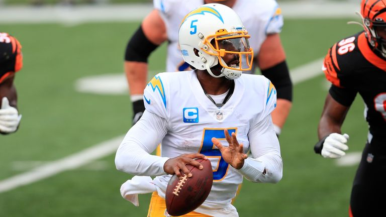 Tyrod Taylor is set to move Houston - the future of current starting quarterback DeShaun Watson remains the subject of speculation (AP Photo/Aaron Doster)