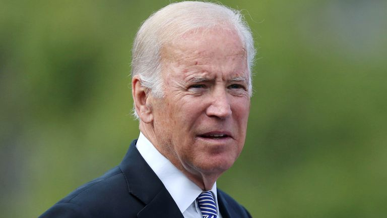 President Joe Biden signed an executive order banning discrimination based on gender identity