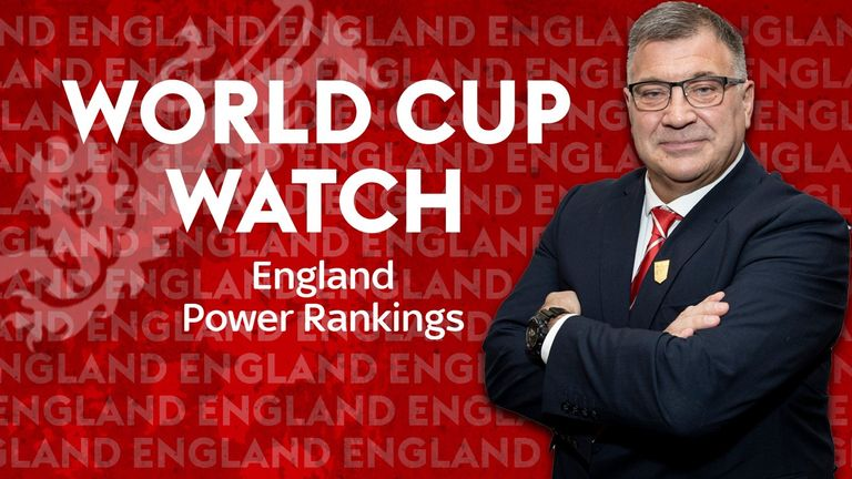 England coach Shaun Wane will pick a 24-man squad for this autumn's Rugby League World Cup