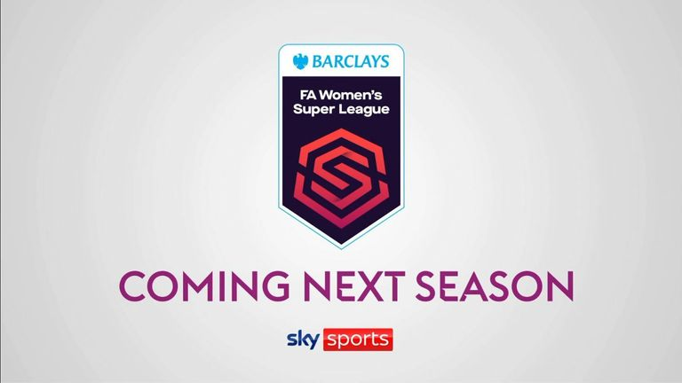 Sky Sports has announced a three-year deal with the FA to become the primary broadcaster of the Barclays Women's Super League from September 2021