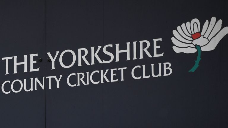 Yorkshire acknowledged that Rafiq was 'the victim of inappropriate behavior'