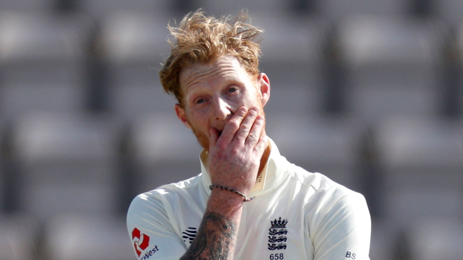 Ben Stokes: England all-rounder out for up to three months with surgery required on finger injury