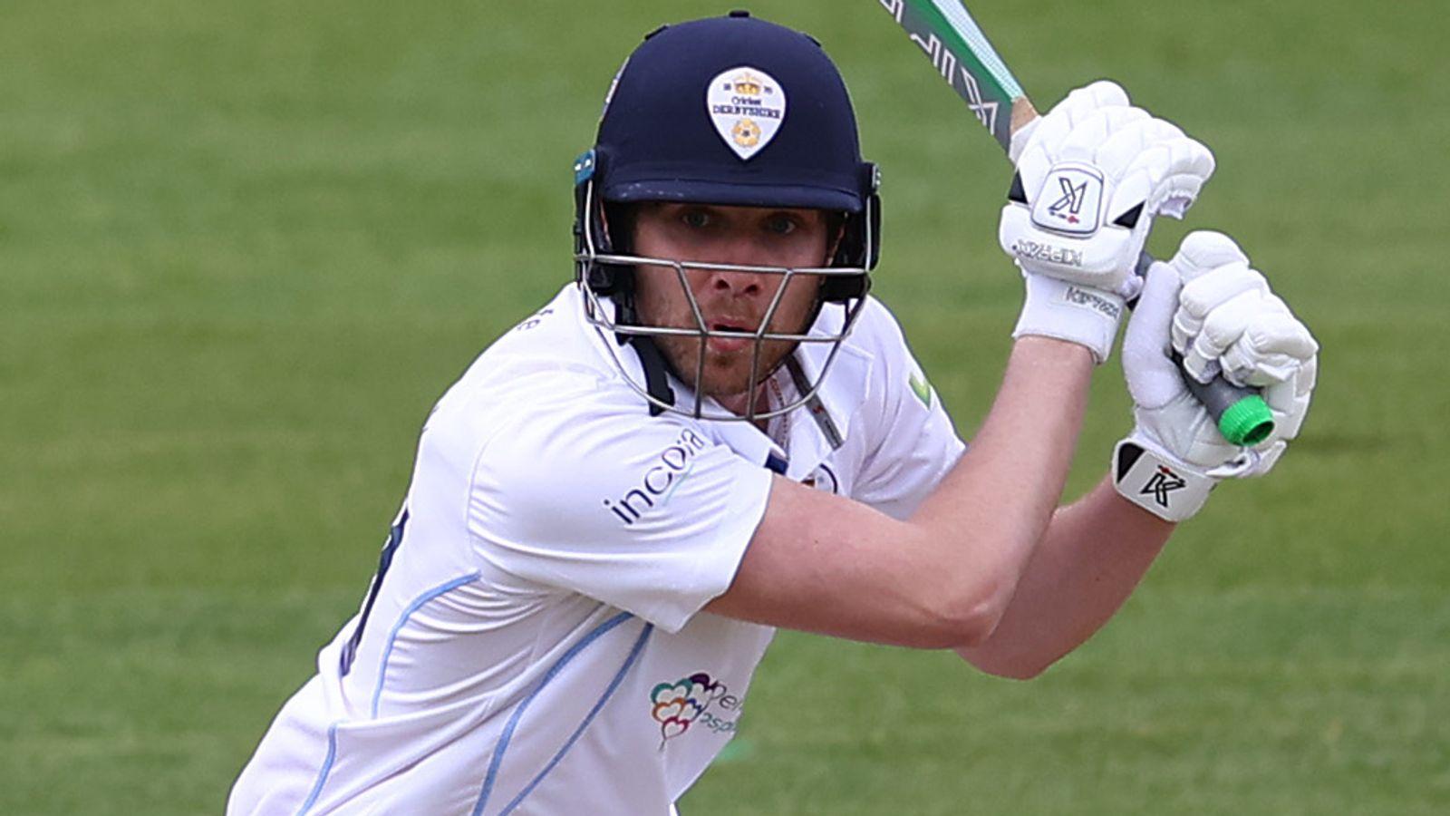 County Championship stats: Matt Critchley breaks Derbyshire record; Simon Harmer stars again for Essex