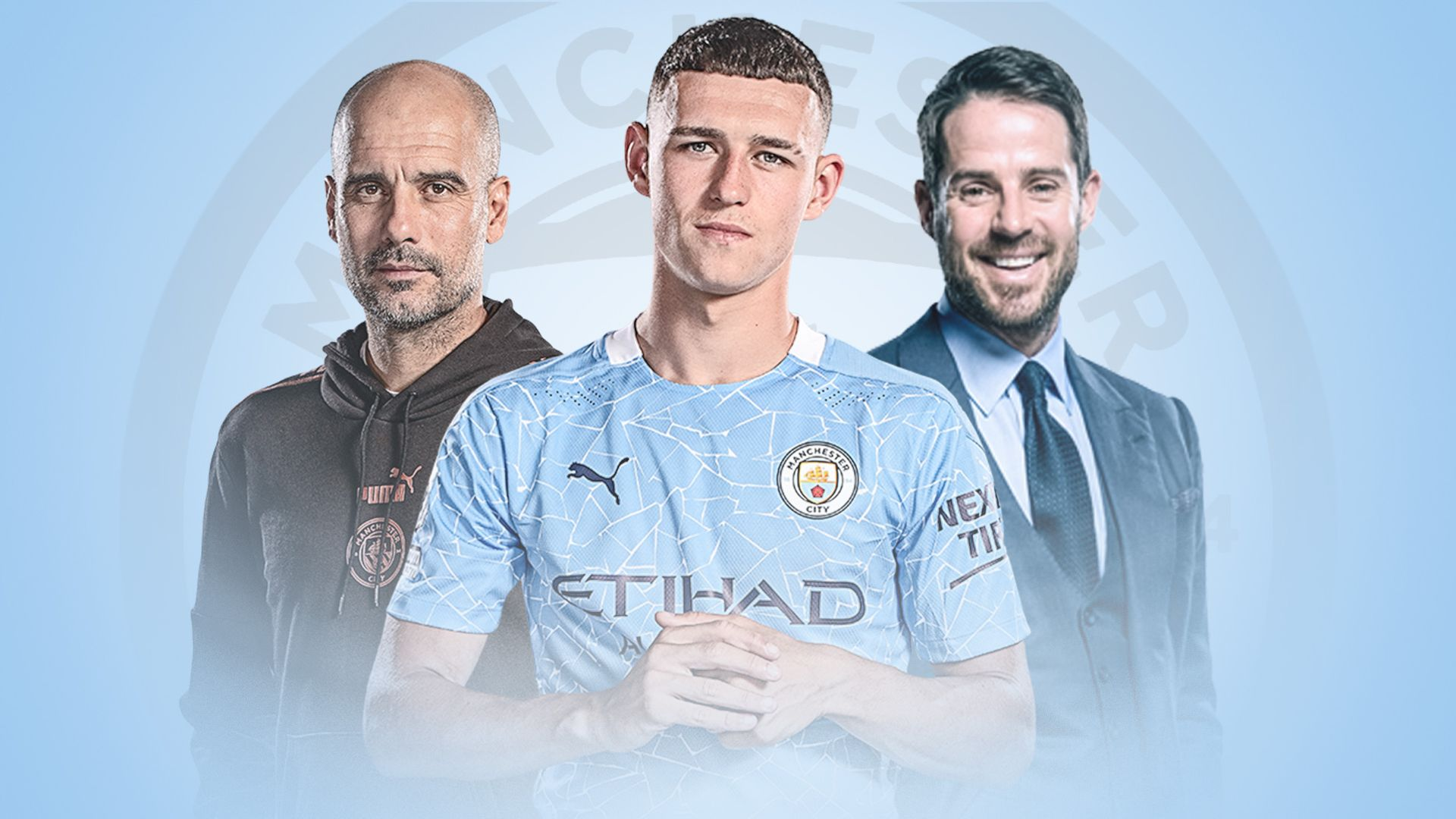 Pep: Foden a 'serious player' | Redknapp: He's key for England