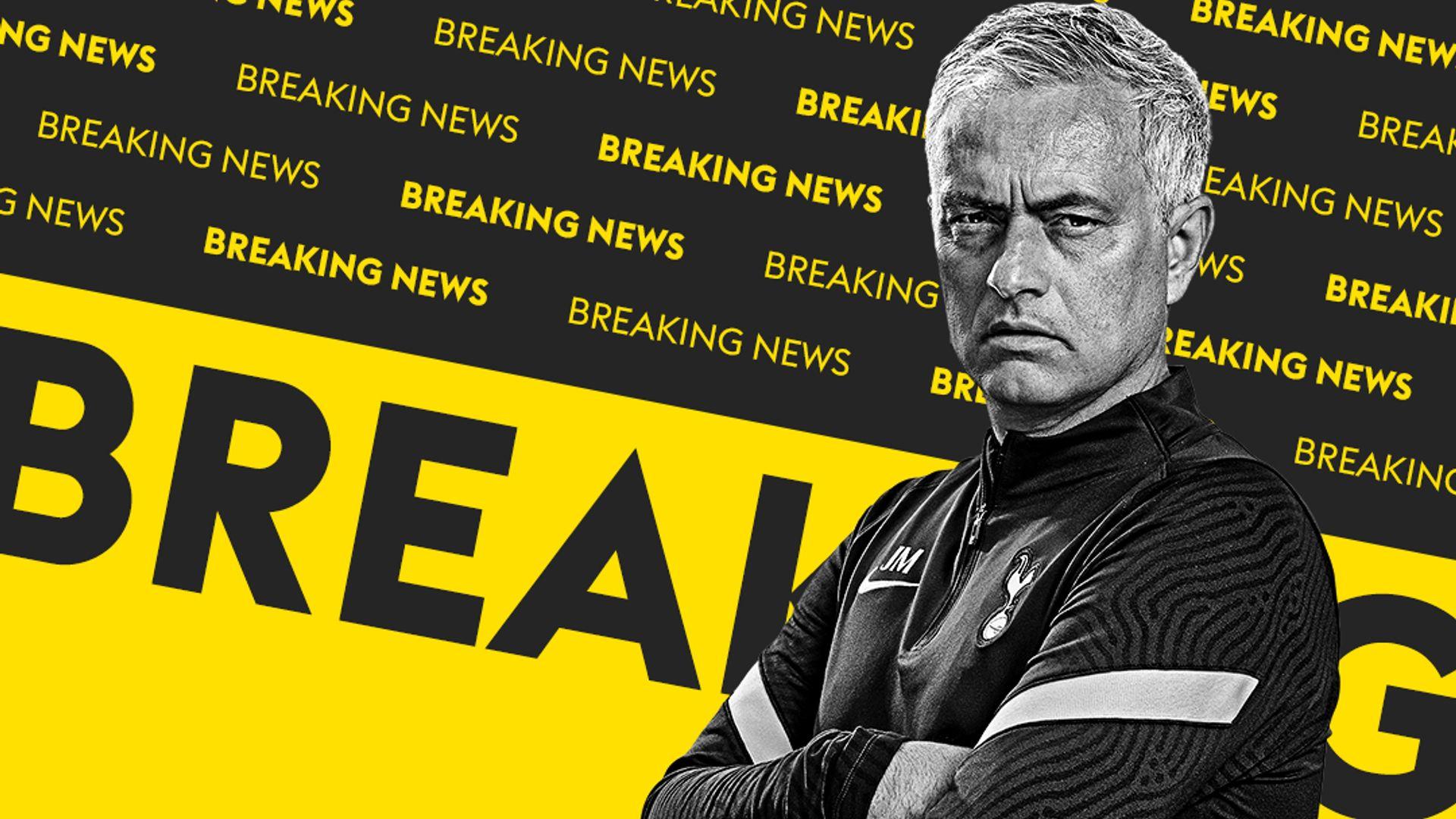 Mourinho sacked by Spurs