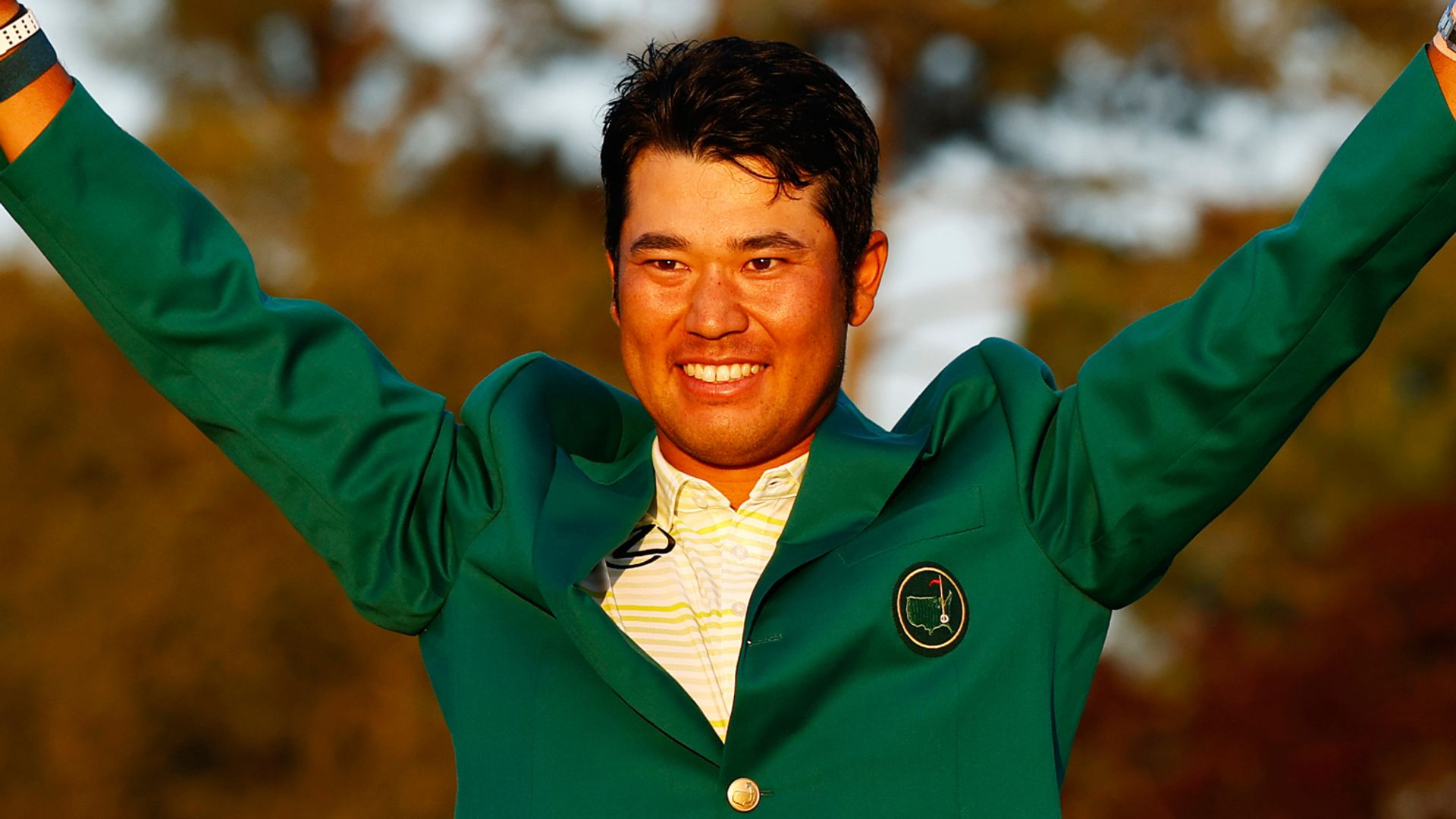 Masters champion Matsuyama back in action - sky sports