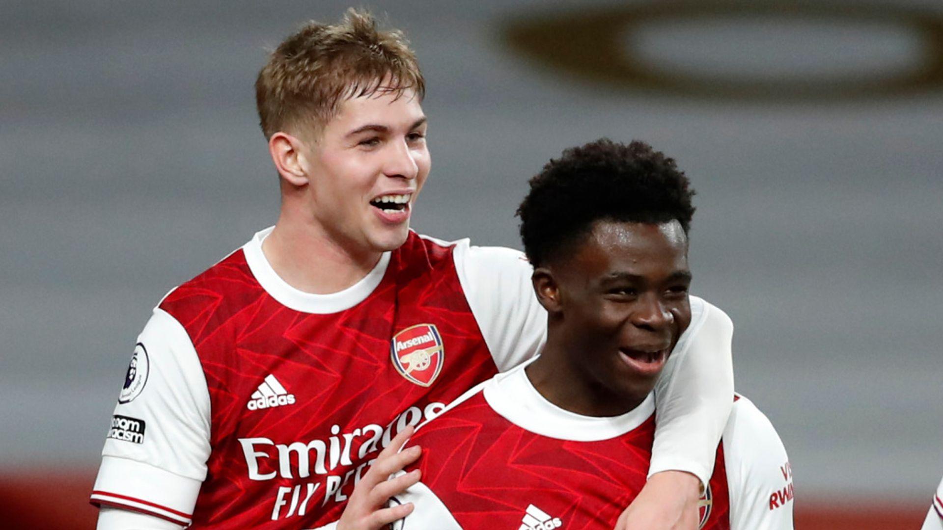 Arteta: New Arsenal generation gives me hope