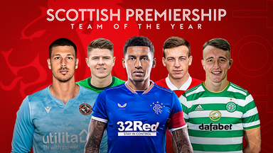 Many players have impressed this season but who will you pick in your Team of the Year?