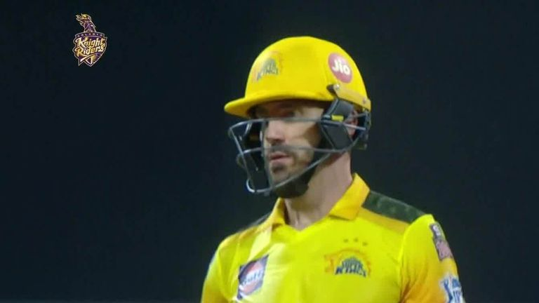 Highlights from the IPL run-fest between Chennai Super Kings and Kolkata Knight Riders in April, which saw more than 420 total runs scored