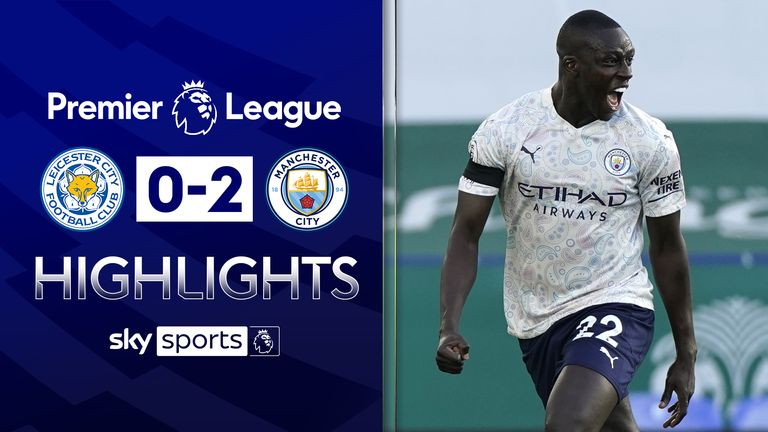FREE TO WATCH: Highlights from Man City's win against Leicester City