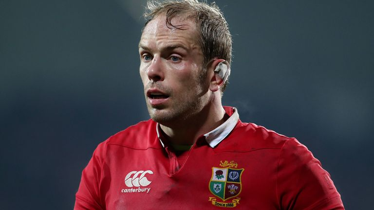 Jones is the favourite to captain the British and Irish Lions in South Africa this summer