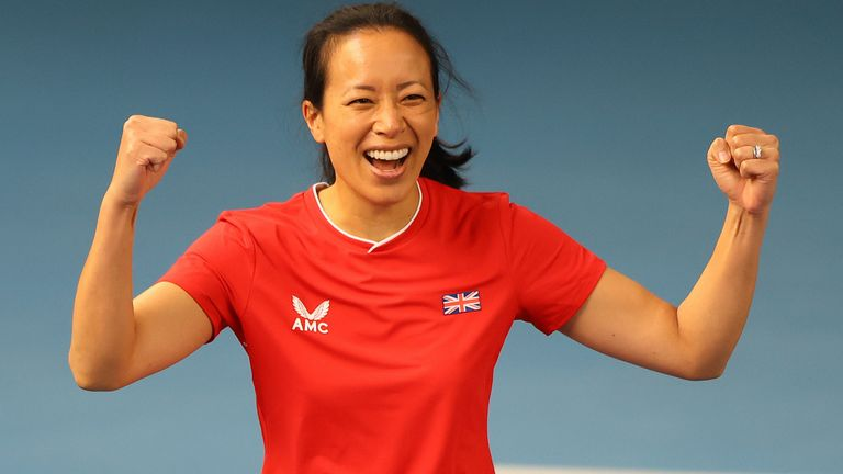 Great Britain's captain Anne Keothavong has challenged her team to start achieving their potential