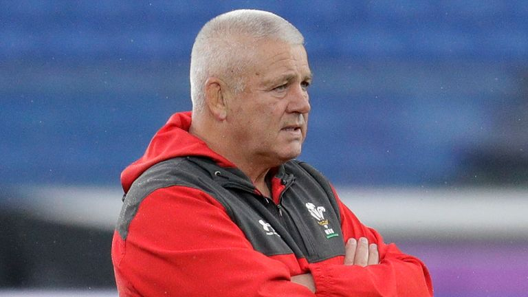 Warren Gatland will lead the British and Irish Lions on their tour of South Africa this summer