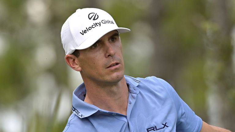 Billy Horschel heads into the final round of the BMW PGA Championship just two off the lead