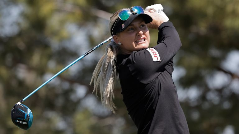 Will Charley Hull claim a maiden major title this weekend?