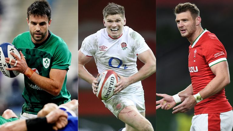 Conor Murray, Owen Farrell and Dan Biggar are in the frame. Below, we look at the half-back options for the Lions...