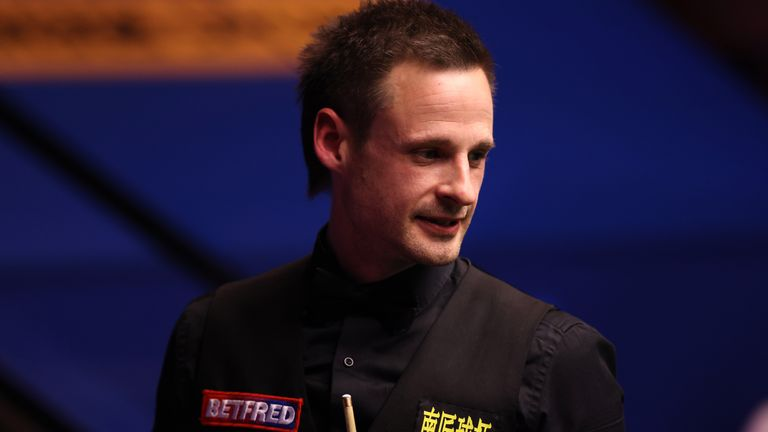 David Gilbert is delighted to see the return of fans to the Crucible