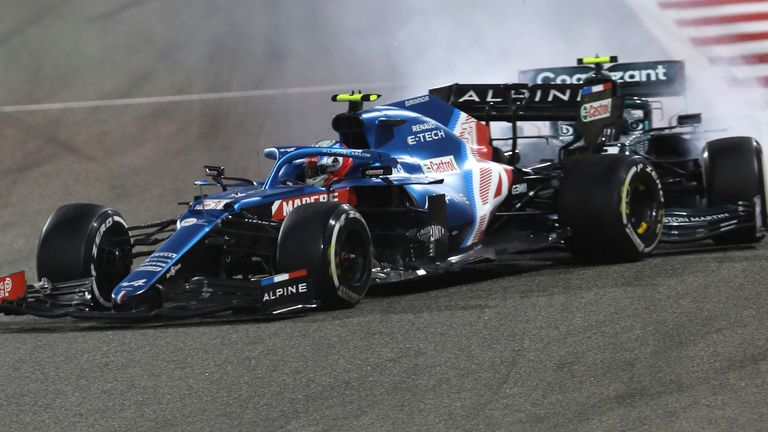 Emilia Romagna GP: Alpine Ready cars upgrade for F1 second round after Bahrain disappointment