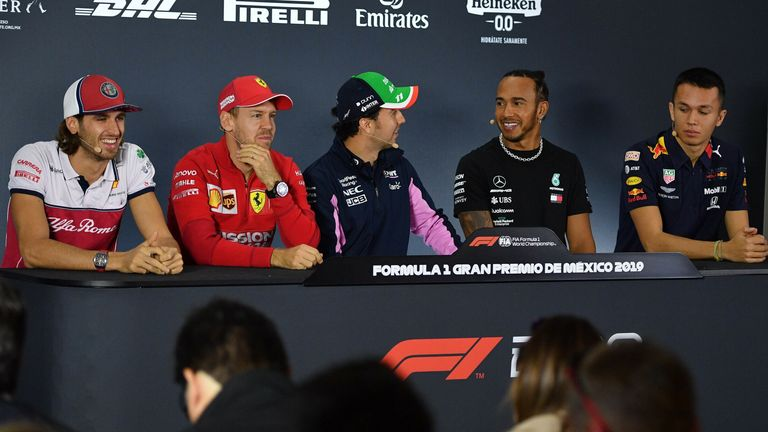 F1 press conferences: Then vs Now