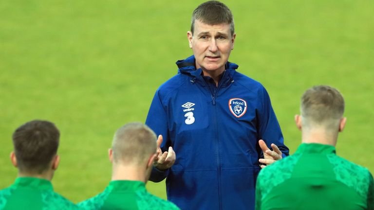 Stephen Kenny's side face crunch matches against Portugal (away), Azerbaijan and Serbia in September