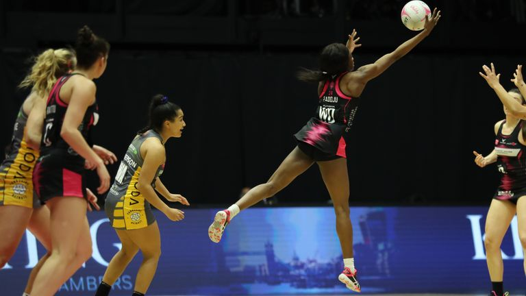 Funmi Fadoju's reach has caused attackers all sorts of problems so far this season (Image Credit - Morgan Harlow)