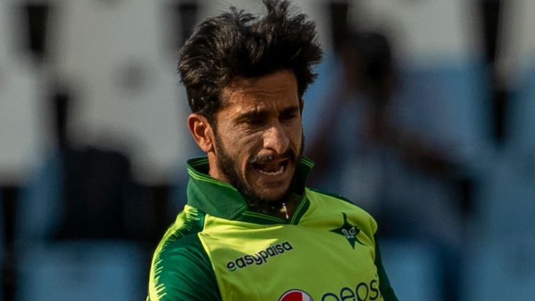 Hasan Ali took four wickets as Pakistan beat Zimbabwe in the T20I series decider in Harare