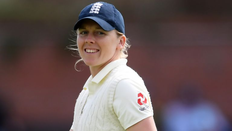Knight's England team will play India in a Test match in Bristol from June 16-19