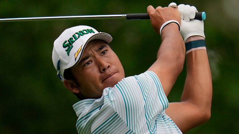 The Masters: Hideki Matsuyama takes four strokes in final round at Augusta National |  Golf news
