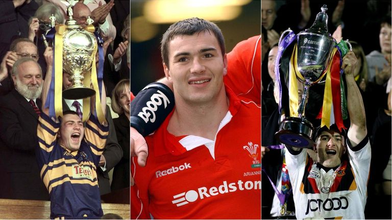 Iestyn Harris discussed his career in rugby league and union on the Golden Point Podcast