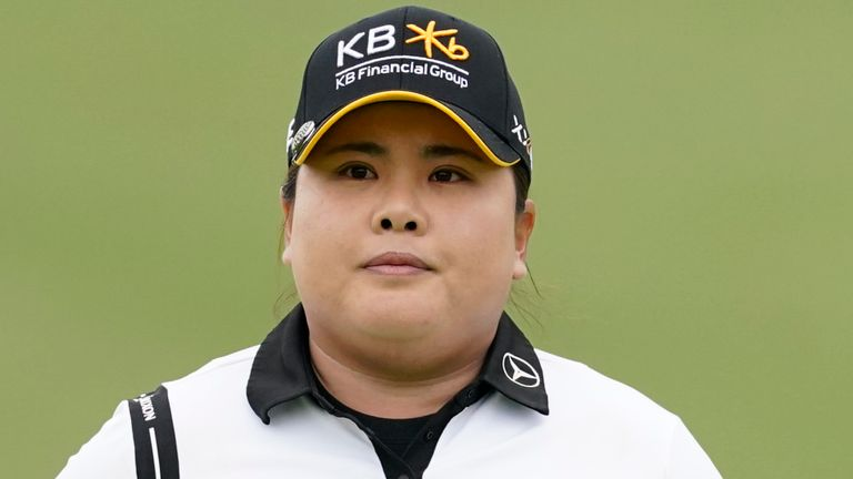 Inbee Park is currently third in the LPGA Tour's season-long Race to the CME Globe standings