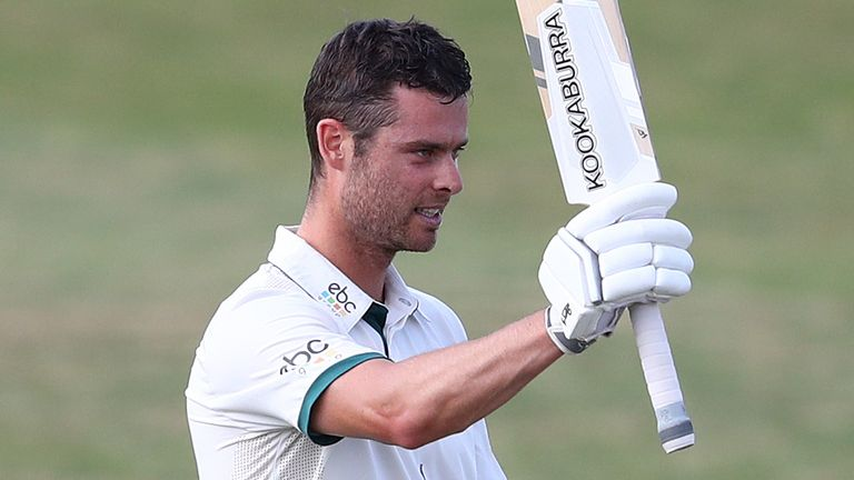 Worcestershire's Jake Libby played the longest County Championship innings in 25 years
