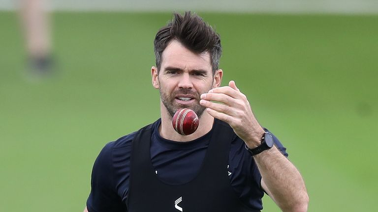 James Anderson is hungry to take part in the Ashes this winter but is not looking too far ahead with plenty of cricket to play before then