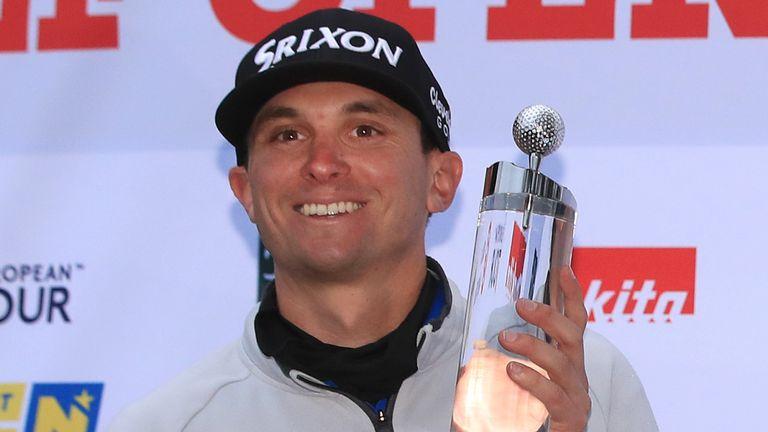Austrian Golf Open: John Catlin beats Max Kieffer in play-off to claim third