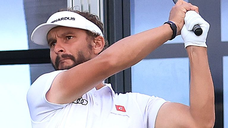 Joost Luiten is part of a four-way tie for the lead in Gran Canaria