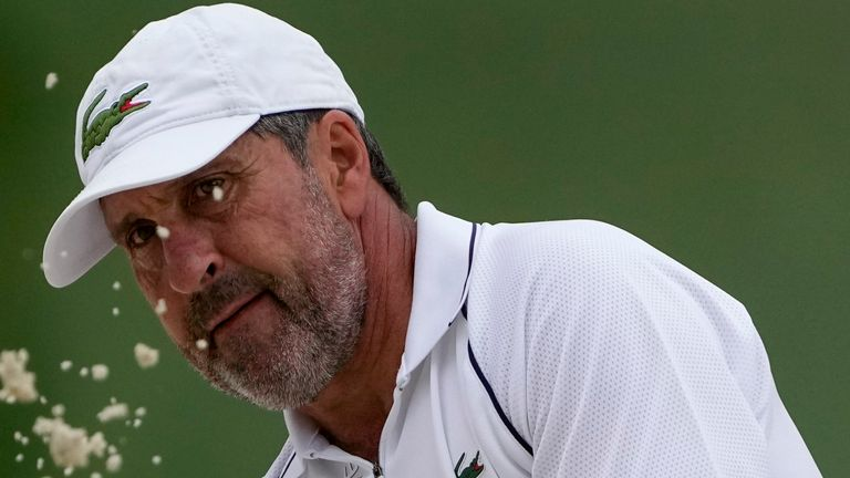 """The Masters: Jose Maria Olazabal's friends """"in shock"""" after his first cut in seven years 