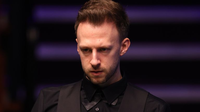 World Snooker Championship: Judd Trump makes emphatic start, while Mark Williams