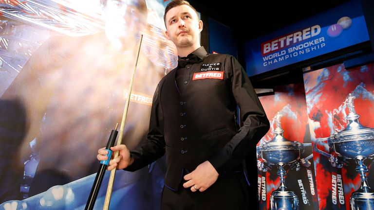 World Snooker Championship: Kyren Wilson has ambitions to return to Crucible final |  Snooker News
