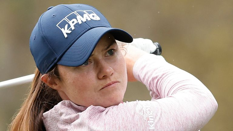 Leona Maguire impressed during the opening round in California