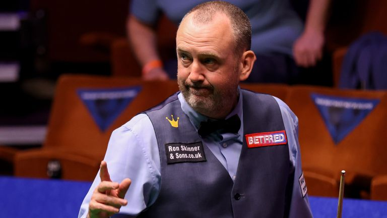 Mark Williams is adamant he cannot win the World Snooker Championship this year