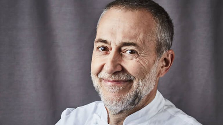Michel Roux Jnr loved the variety offered by the champions over the years