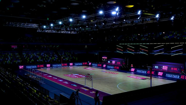 The Copper Box Arena will be Superleague's home for the rest of the season (Image Credit - Ben Lumley)