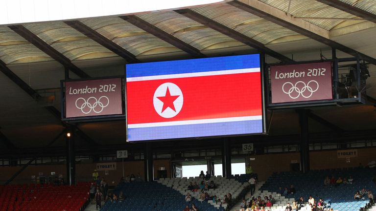 North Korea will not be represented at this year's Olympic Games in Japan
