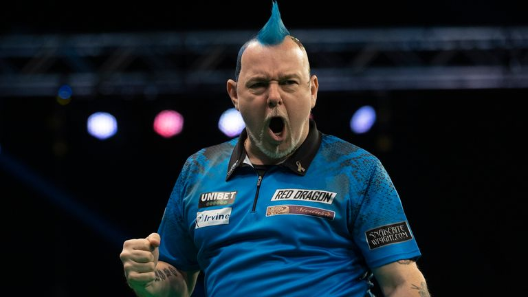 Peter Wright secured his second title of 2021 in the final event of last week's Super Series