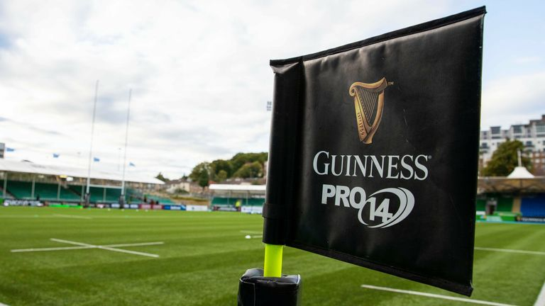 The Rainbow Cup games involving PRO14 sides vs South African teams have all been cancelled
