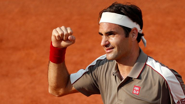 Roger Federer has announced he will play at the Geneva Open and Roland Garros