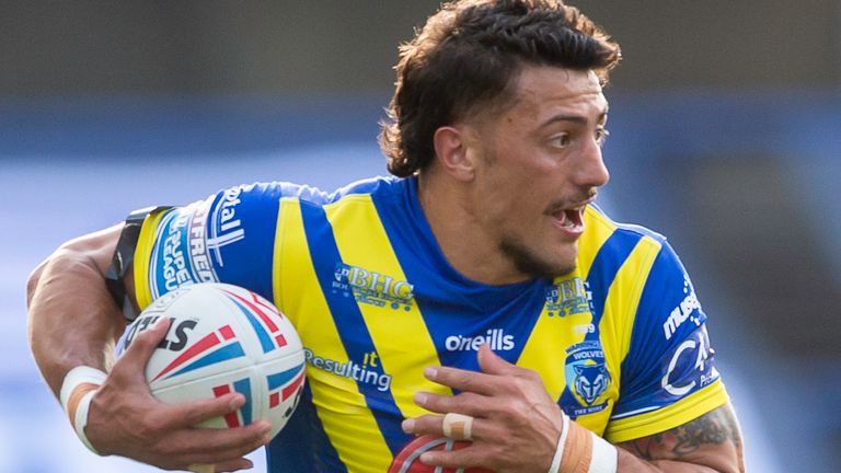 Anthony Gelling: Leigh Centurions sign ex-Wigan and Warrington centre | Rugby