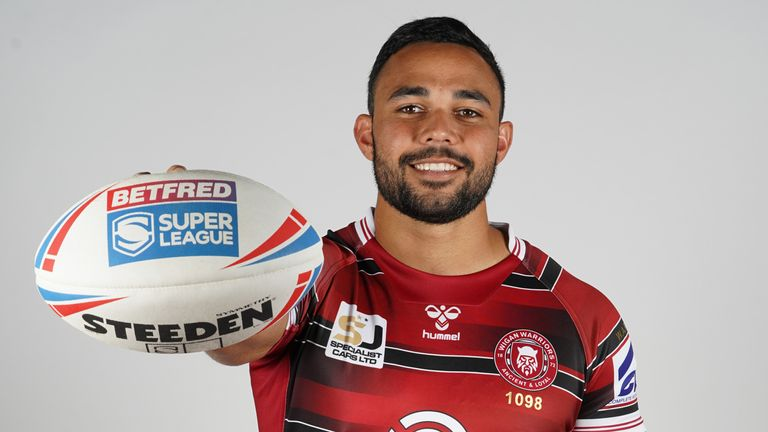 Bevan French will make his first Wigan appearance of the year