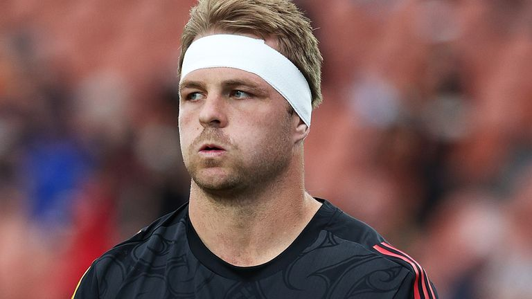 Sam Cane will miss New Zealand's July Tests against Fiji and Italy